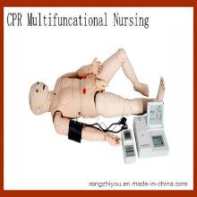 Высокое качество Многофункциональный медицинский тренинг по медицинскому сестринскому делу Маникейн-жизненные симптомы