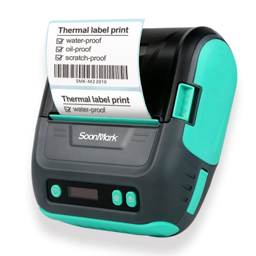 3 Zoll tragbarer Mini-Thermo-Bluetooth-Belegdrucker