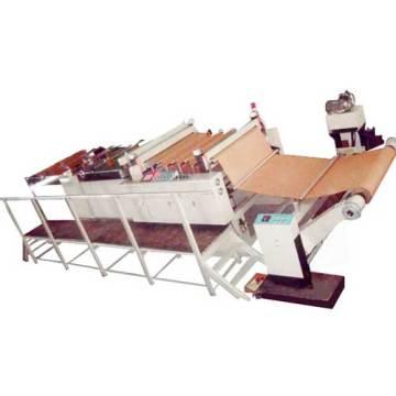 Servo Precision Computador Controle Paper Sheeting máquina