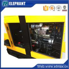 Générateur diesel Ricardo de solution d'alimentation 124kw 155kVA