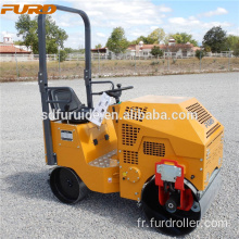 Small Drum Asphalt Road Roller Machine For Sale Fyl-860 Furd Ride On Hydraulic Vibratory Road Roller FYL-860
