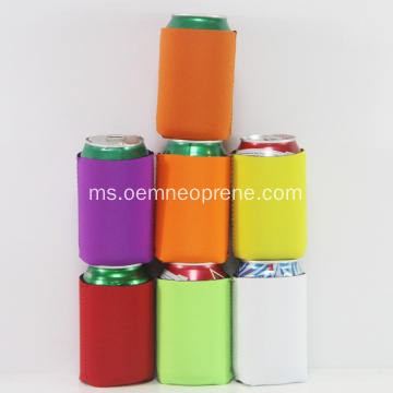 Colorful Insulated Dapat Coolie Neoprene Stubby