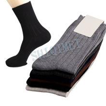Manufacturer Supply Men`S Business Work-Dress Sock