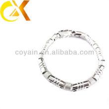 316L из нержавеющей стали ювелирных деликатный браслет для мужчин и женщин