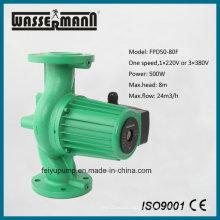 Dn50 Flansch Verbindung Zirkulator Booster Wasserpumpen
