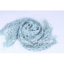 wool wrinkle scarf