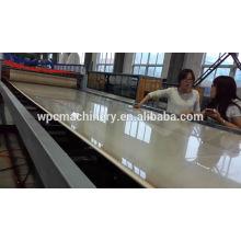 co-extrusion line wpc construction board machine wpc skinning foam board machine