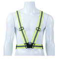 Hola Vis Reflective Safety Elastic Belt Faja