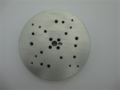 CNC drilling milling spare parts