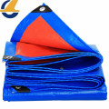 Patching Poly Tarps Blaue Farbe