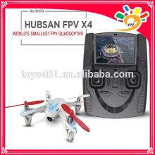 Vorverkauf! Hubsan H107D X4 FPV UFO 2.4G + 5.8GHz Videoübertragung FPV MINI QUADCOPTER UFO 4 Kanäle VS 4.3 Zoll LCD