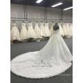 Vestido de noiva de renda 2018 para mais tamanho menina strapless vestido de noiva querida