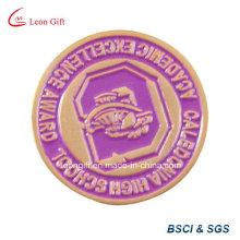 Titular da moeda de lembrança personalizado de alta qualidade para venda