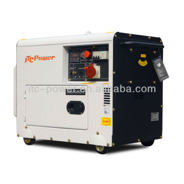 5kw Silent Diesel electric small generator