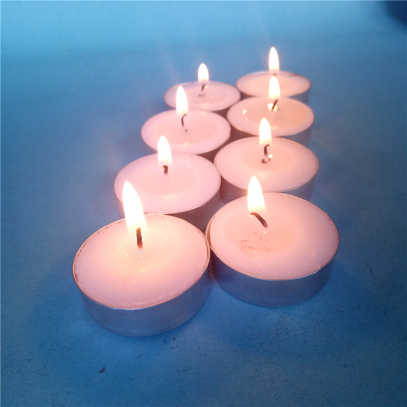Pure Wax Tea Light Candles