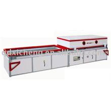 Máquina de prensado de membrana de vacío QC2611B