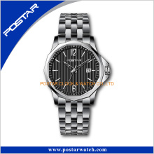 Stainless Steel Swis Movt Quartz Famous Brand Men Wrist Watch