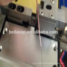 ultrasonic auto wire harness welding machine