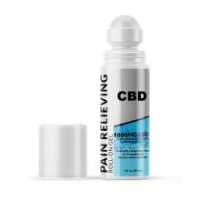 CBD Pain Relieving Gel Roll-On CBD MUSCLE GEL - 1000MG