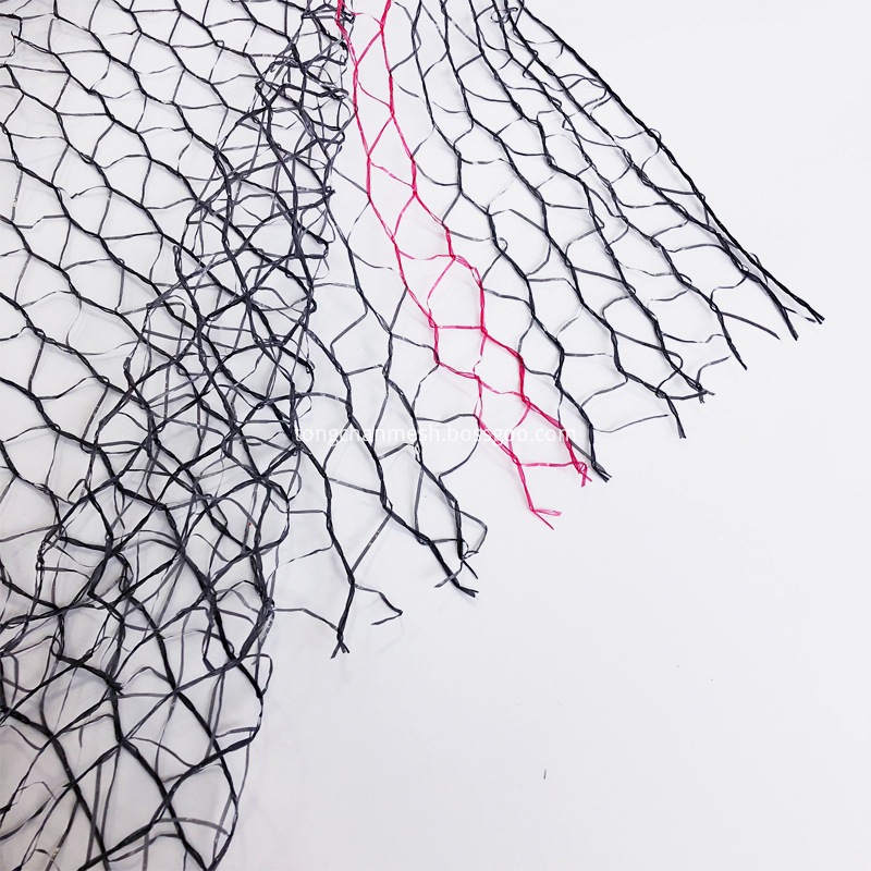 Horse Bale Wrap Netting