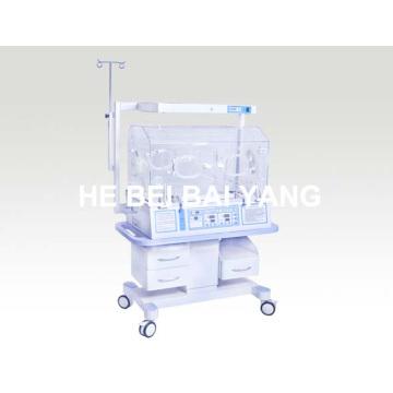 A-203 Incubadora infantil luxuosa para uso hospitalar