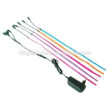 Новые светодиодные ленты красочные светодиодные полосы IP65 радуги SMD5050 светодиодные полосы освещения CE Rohs