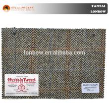 Tecido de lã de inverno 100% lã tecido de casaco na venda por atacado