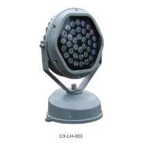 High-power LED projektlampe