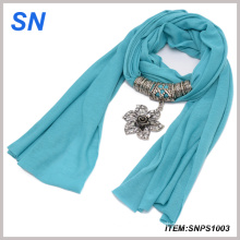 Hot Fashion Jesery Jewelry Scarves (SNPS1003)