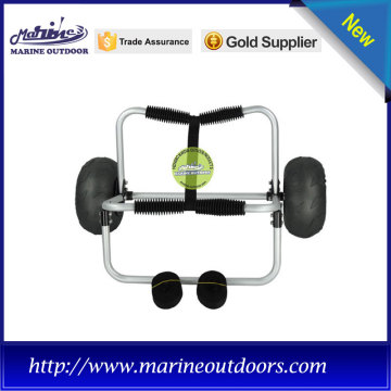 Beach kayak cart, Boat canoe trailer, Kayak boat trolley