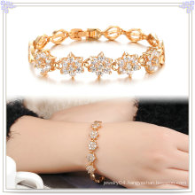 Copper Bracelet Fashion Accessories Crystal Jewelry (AB275)
