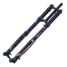 High strength lightweight 7075 aluminum alloy 20inch 26inch 28inch bicycle front fork