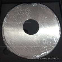 Lâmina de corte resistente ao desgaste de carboneto de tungstênio