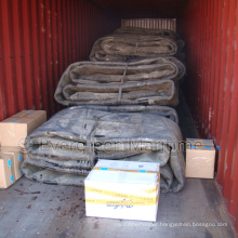 Inflatable Ship Launching Airbags, Marine Salvage Airbags, Floating Pontoon