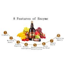100% Natural Clear El cuerpo de residuos y toxinas Noni Enzymes