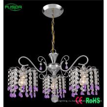 Традиционные светодиодные большие хрустальные люстры подвеска для украшения (D-8105/5)