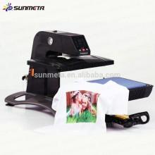 3D-Sublimations-Vakuum- und T-Shirt-Druckmaschinen