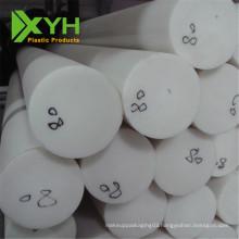 100% vigin POM acetal plastic pom round bar