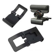 Black TV Clip Bracket Adjustable Mount Holder Eye Camera Stand For Sony For PS3 Move Controller