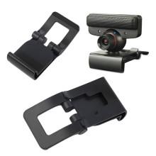 Новый телевизор клип Кронштейн камеры Регулируемый держатель стенд для PS3 тонкий игровой консоли вертикальная подставка