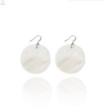 Factory Direct Sale 925 Sterling Silver Shell Earrings Jewelry