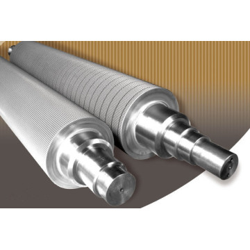 Tungsten Carbide Corrugating Roller