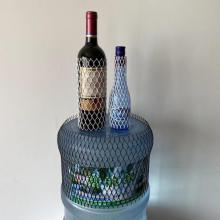 Mesh Protective Sleeve Net for Glass Wine Bottle