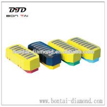 Alta qualidade diamante fickert polimento pads para máquina de polir automática