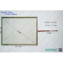 AMT98402 F6160954 SCHURTER 1071 0006 Touchscreen für Siemens MP370-12