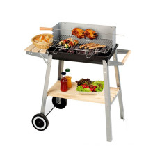 Outdoor Charcoal Barbecue Grill for Europe Market