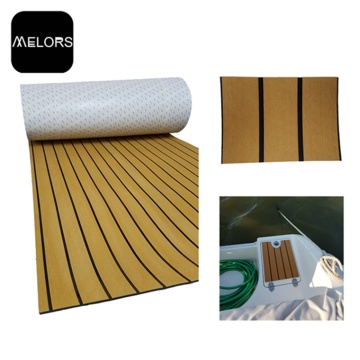 Melors EVA Traction Garden Decking Teak-Blechboot