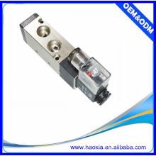 4V210-08 5/2 Válvula solenóide Válvula de ar pneumático Válvula de controle de solenóide