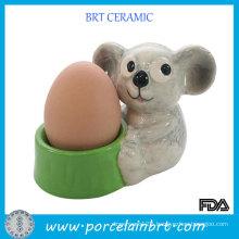 Modern Art Cute Koala Egg Cup Holders