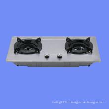 1~5 конфорок чугун газовая плита с эмалированной